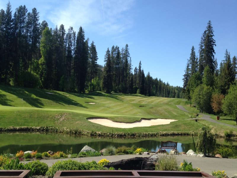 Trickle Creek Golf Course - best holes