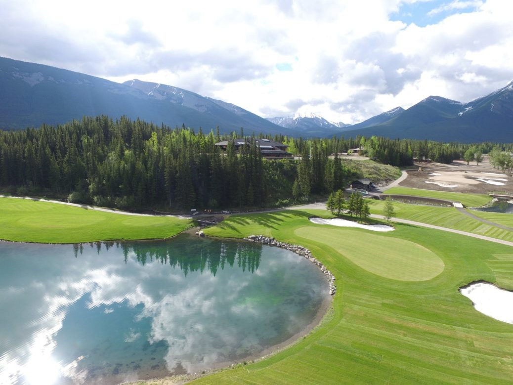 kananaskis golf, bc golf vacations