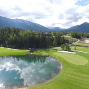 Kananaskis Country Golf course – re-emergence of an icon