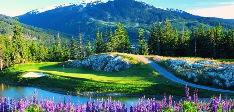 Whistler Golf Packages, Whistler golf vacations