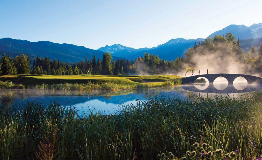 Nicklaus North, Canada Golf Packages