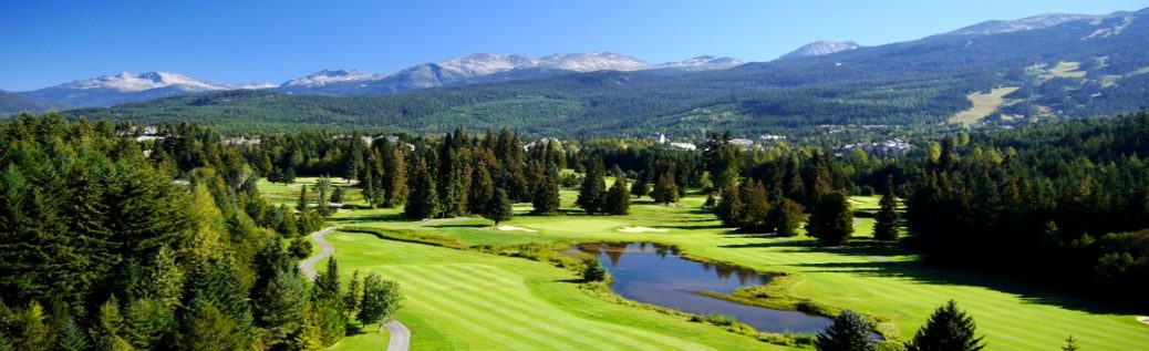 Whistler, bc golf packages