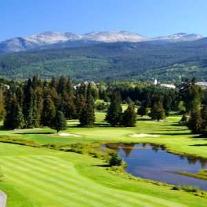 Unexpectedly Challenging Holes at Whistler Golf Club