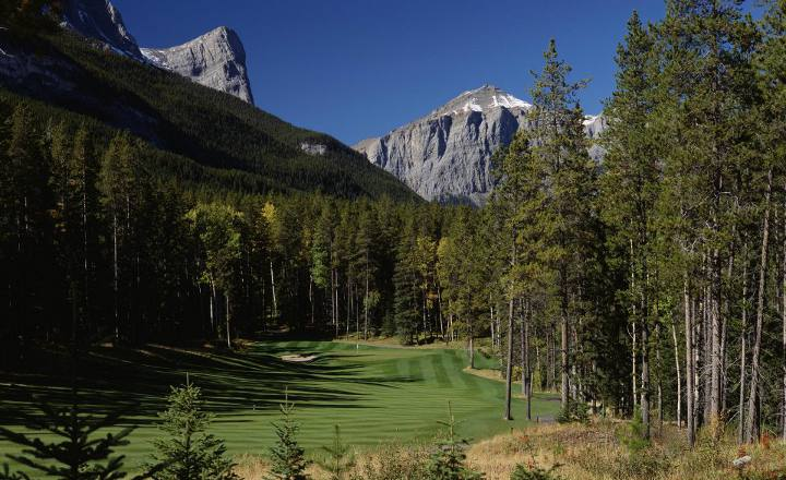 golf canada vacation, golf packages