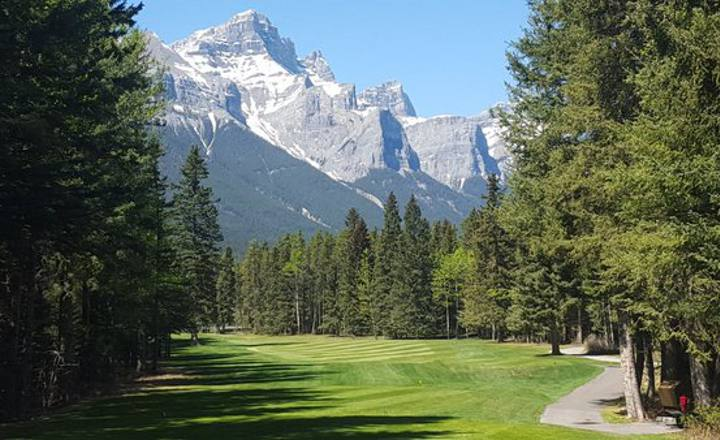 golf canmore vacation. golf canmore, alberta package