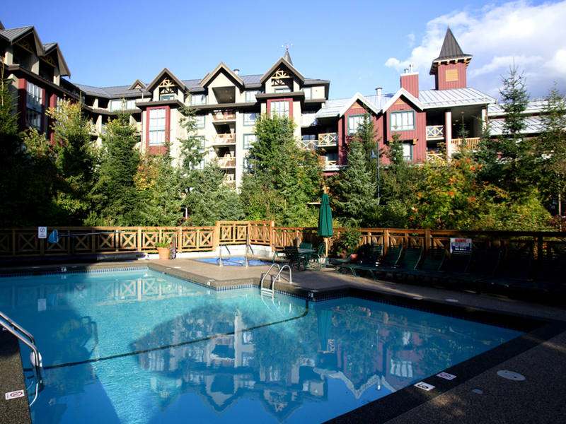 Canadian Golf Vacations at Delta Whistler Village Suites