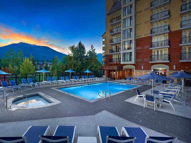 Canadian Golf Vacations at Hilton Whistler