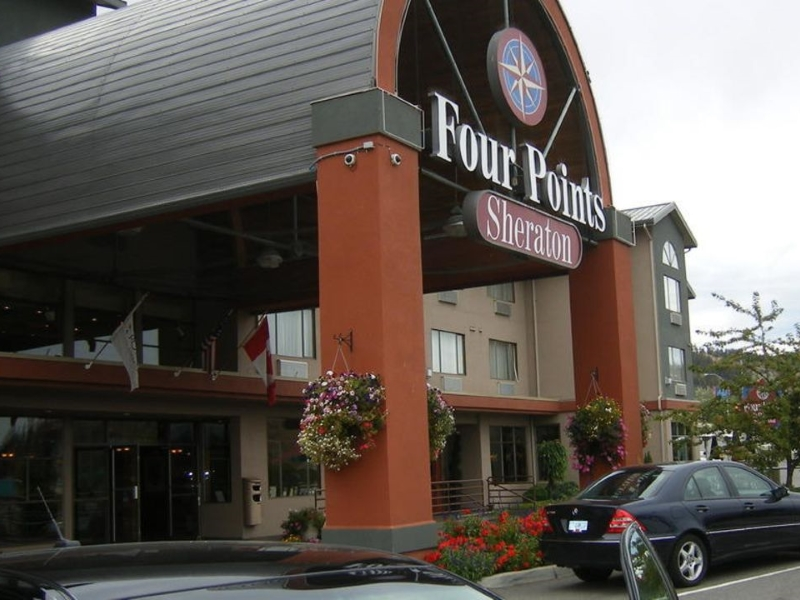 Enjoy Kamloops golf while staying at Four Points Sheridan