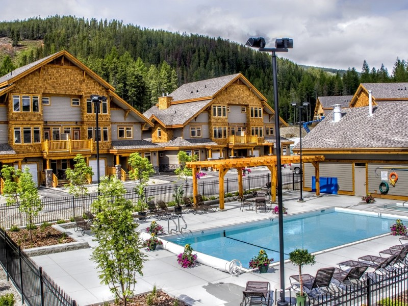 Golf packages at Northstar Mountain Village