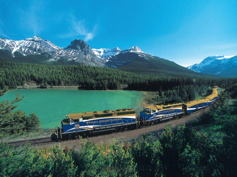 golf canada rail tour vacations
