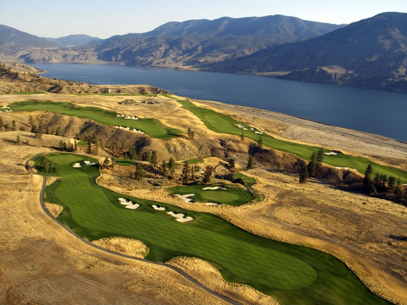 The Best Kamloops BC Golf Courses