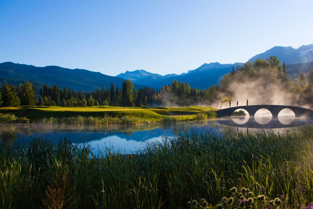 Whistler golf packages, Golf Canada's West