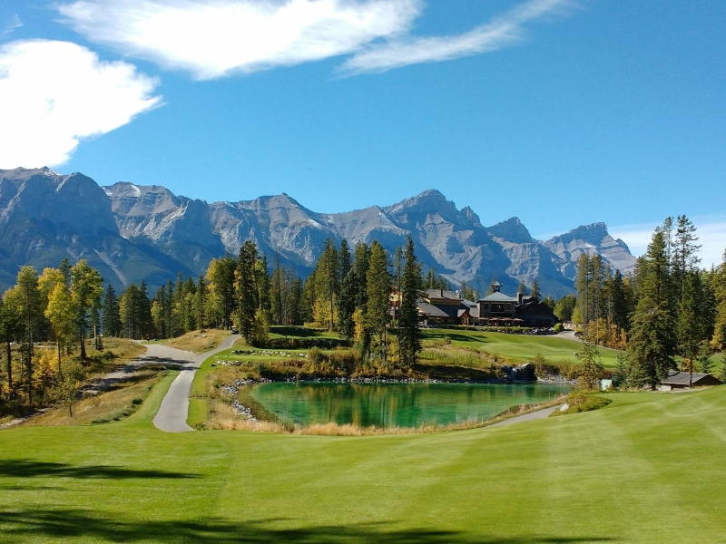 bc golf vacations, fairmont open