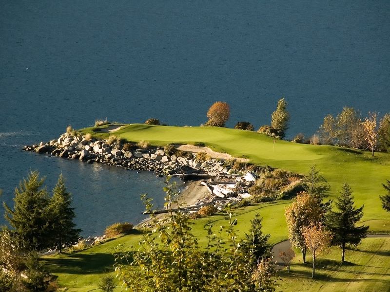 golf furry creek bc