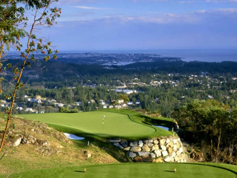 golf bc, canada vacations