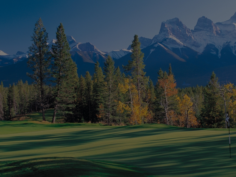 golf western canada packages