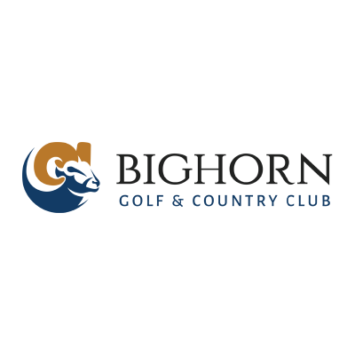 Bighorn Golf and Country club logo kamloops BC