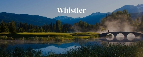 Whistler Canada Golf Vacations